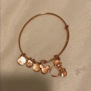 Alex & Ani Minnie Ears Bracelet